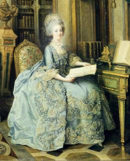 1770s-80s_lie_DauphineAtVersailles.jpg (700611 bytes)