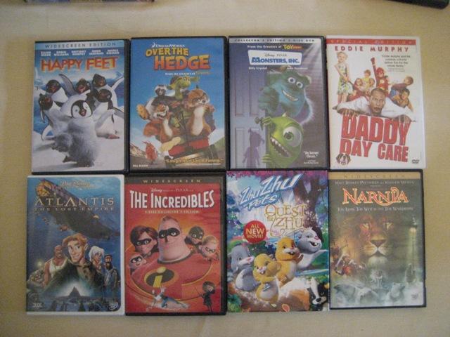 HUGE 79 Disney, Dreamworks Lot, Aladdin, Little Mermaid ...
